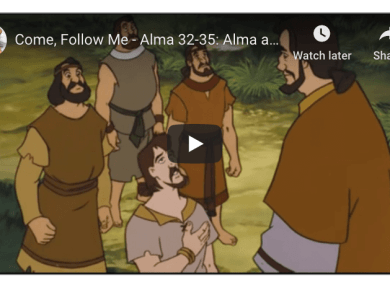 #Book #Testimony #Faith Come, Follow Me - Alma 32-35: Alma and the Zoramites clip