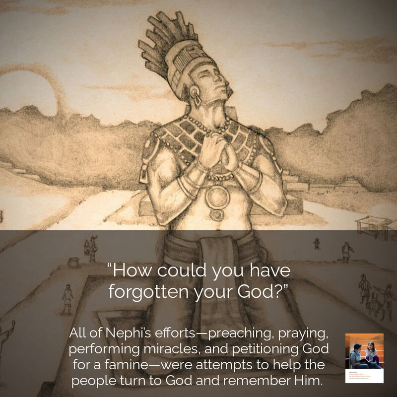 #ComeFollowMe nugget – The power of remembering