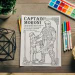 #ComeFollowMe Coloring Page for FREE – August 3-9, 2020 from LDSBookstore.com