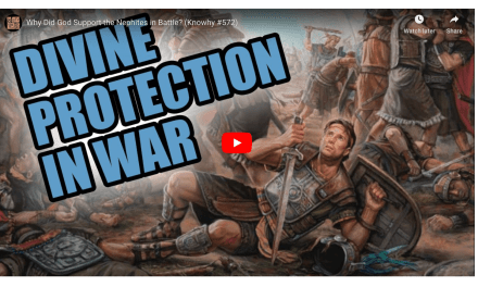 VIDEO: Why Did God Support the Nephites in Battle? (Book of Mormon Central Knowhy #572)