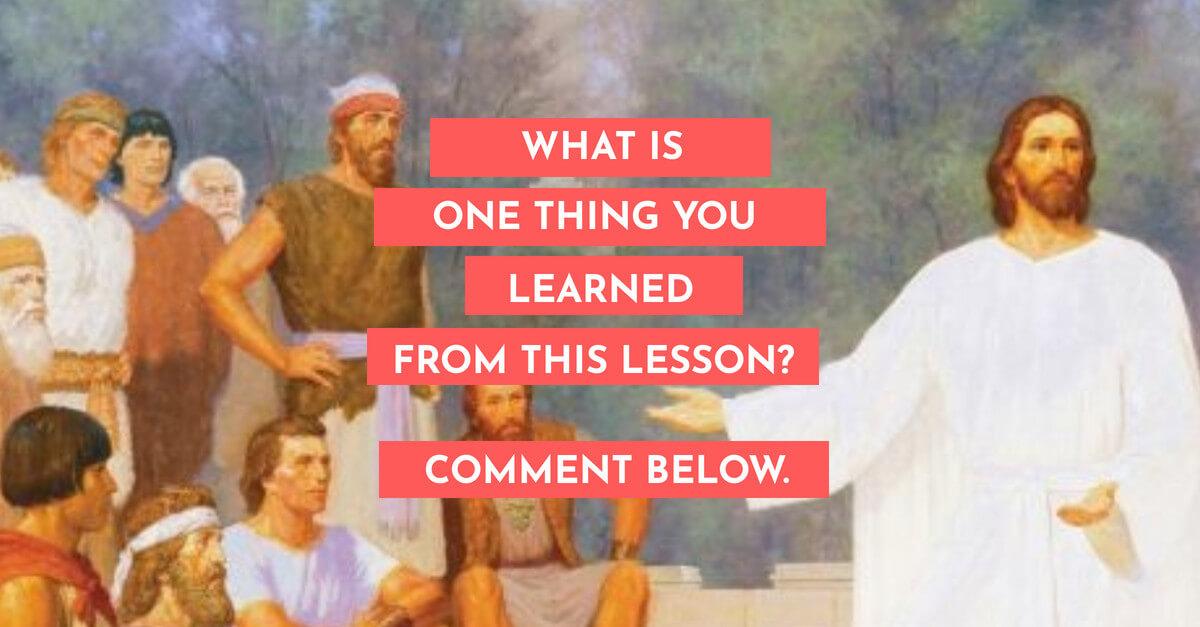 VIDEO: 🔆 #ComeFollowMe with Mormon News Report: September 21–27 | 3 Nephi 12-16
