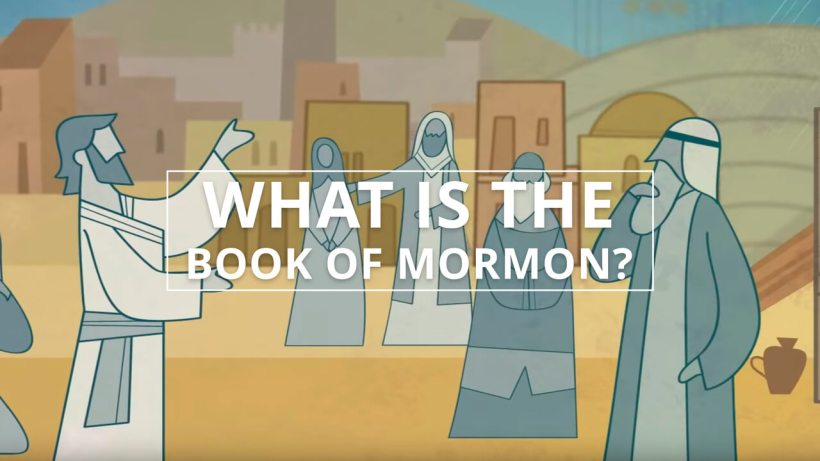 What is the book of mormon