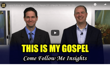 BOOK OF MORMON CENTRAL COME FOLLOW ME INSIGHTS! WITH TAYLOR AND TYLER (3 Nephi 27–4 Nephi) October 19–25 | #ComeFollowMe