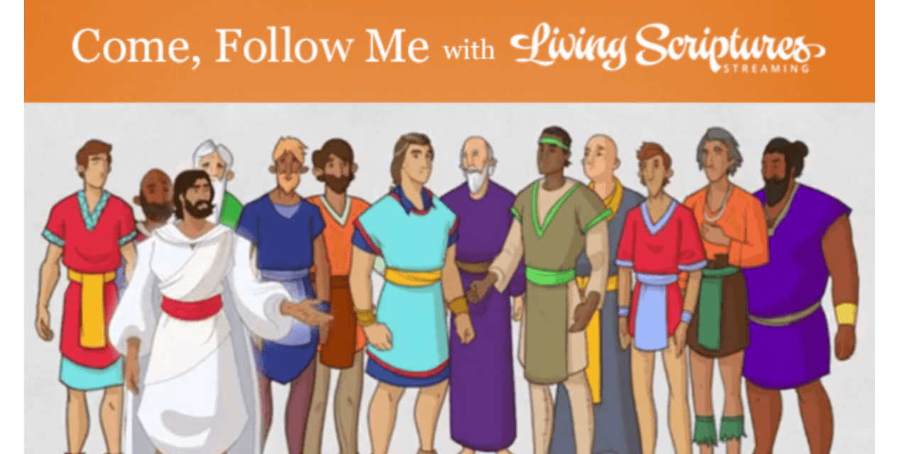 Video: Come Follow Me with Living Scriptures: 3 Nephi 27 – 4 Nephi | #ComeFollowMe
