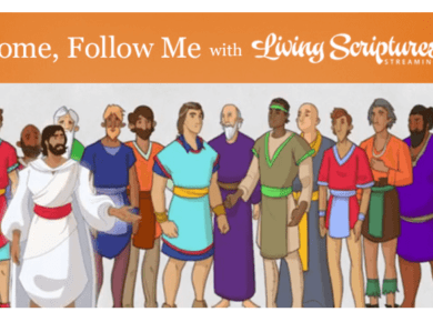 Video: Come Follow Me with Living Scriptures: 3 Nephi 27 - 4 Nephi | #ComeFollowMe