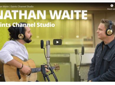 VIDEO: Nathan Waite   Saints Channel Studio