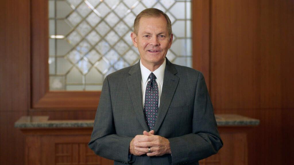 VIDEO: Elder Gary E. Stevenson — Your Sacred Temple Experience