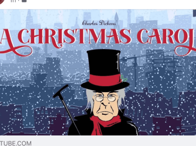 VIDEO: A Christmas Carol | Active Pages - Christmas 2020
