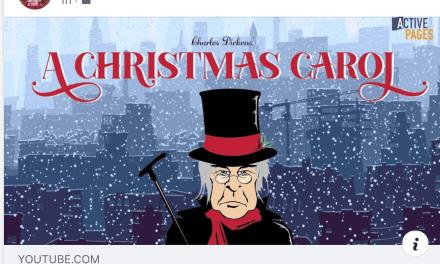 VIDEO: A Christmas Carol | Active Pages – Christmas 2020