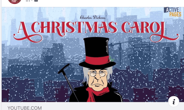 VIDEO: A Christmas Carol | Active Pages – Christmas 2020