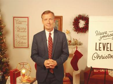 "VIDEO: John Bytheway's 5-Minute Fireside: ""Have Yourself a Level 3 Christmas""   #LightTheWorld"