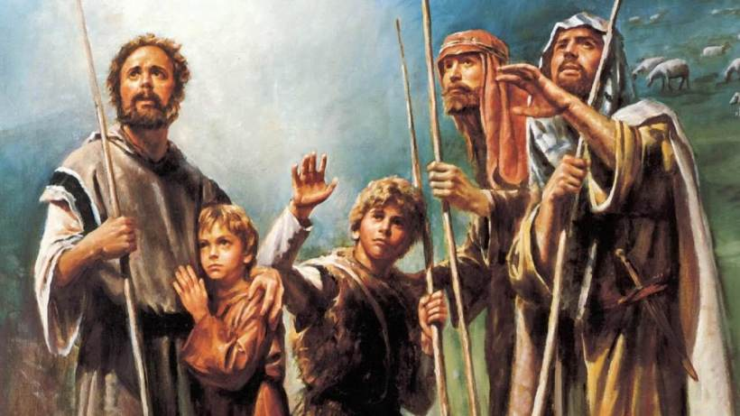 VIDEO: Who were the Shepherds?   #LightTheWorld (from Messages of Christ)