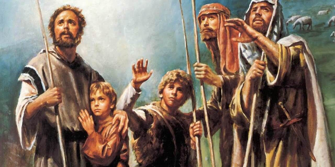 VIDEO: Who were the Shepherds? | #LightTheWorld (from Messages of Christ)