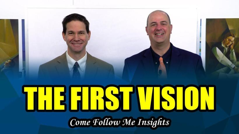 VIDEO: Come Follow Me Insights with Taylor and Tyler from Book of Mormon Central (Doctrine and Covenants—Joseph Smith—History 1:1–26, Jan 4-10)   #ComeFollowMe