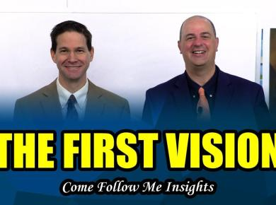 VIDEO: Come Follow Me Insights with Taylor and Tyler from Book of Mormon Central (Doctrine and Covenants—Joseph Smith—History 1:1–26, Jan 4-10) | #ComeFollowMe