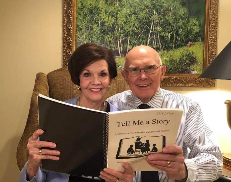 Dallin H. Oaks on telling your children stories that show faith in Jesus Christ and stories that connect them to their noble ancestors.