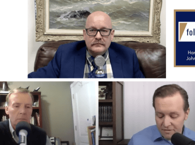 VIDEO: #ComeFollowMe follow Him Episode 3 - D&C 2; Joseph Smith History 1:27-65 with Guest Mike MacKay - Part I | Hank Smith and John Bytheway