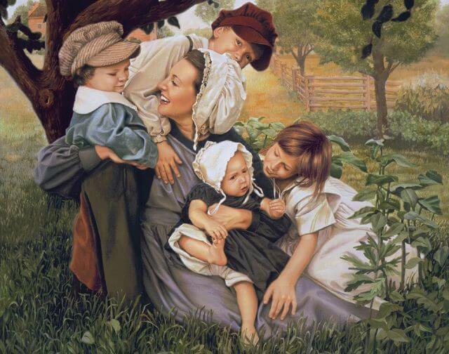 Emma smith and children swindle D&C 23:A series of five revelations given through Joseph Smith the Prophet, at Manchester, New York, April 1830, to Oliver Cowdery, Hyrum Smith, SamuelH. Smith, Joseph Smith Sr., and Joseph Knight Sr. As the result of earnest desire on the part of the five persons named to know of their respective duties, the Prophet inquired of the Lord and received a revelation for each person. D&C 24:Revelation given to Joseph Smith the Prophet and Oliver Cowdery, at Harmony, Pennsylvania, July 1830. Though less than four months had elapsed since the Church was organized, persecution had become intense, and the leaders had to seek safety in partial seclusion. The following three revelations were given at this time to strengthen, encourage, and instruct them. D&C 25:Revelation given through Joseph Smith the Prophet, at Harmony, Pennsylvania, July 1830 (see the heading to section 24). This revelation manifests the will of the Lord to Emma Smith, the Prophet's wife. D&C 26:Revelation given to Joseph Smith the Prophet, Oliver Cowdery, and John Whitmer, at Harmony, Pennsylvania, July 1830 (see the heading to section 24). ChurchofJesusChrist.org Come, Follow Me—For Individuals and Families (lesson materials at ChurchofJesusChrist.org) Come, Follow Me—For Sunday School(lesson materials at ChurchofJesusChrist.org)