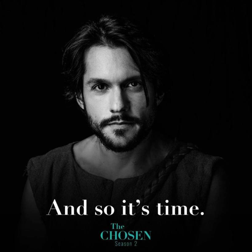 THE CHOSEN: LAUNCHING SEASON 2