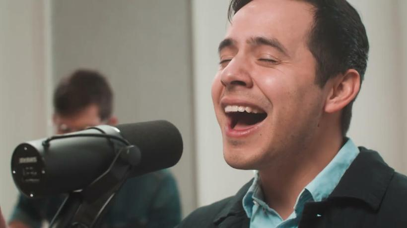 VIDEO: I Know He Lives - David Archuleta | Easter Song