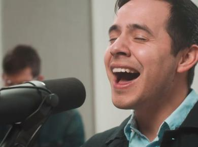 VIDEO: I Know He Lives - David Archuleta   Easter Song