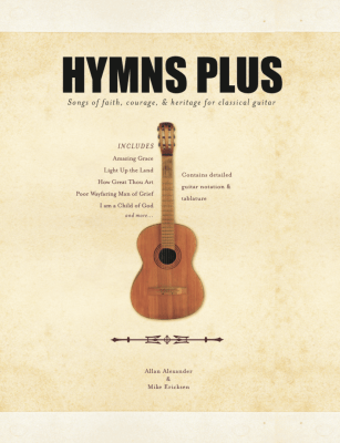 Hymns plus cover