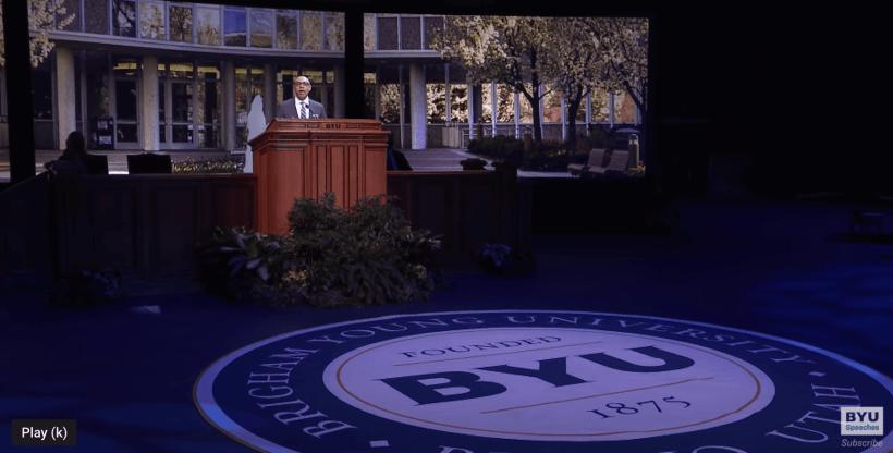 Healing Racism Through Jesus Christ RYAN GABRIEL BYU Assistant Professor of Sociology April 6, 2021