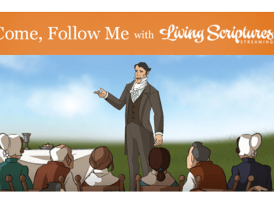 """VIDEO: Come Follow Me with Living Scriptures: Doctrine & Covenants 58-59 