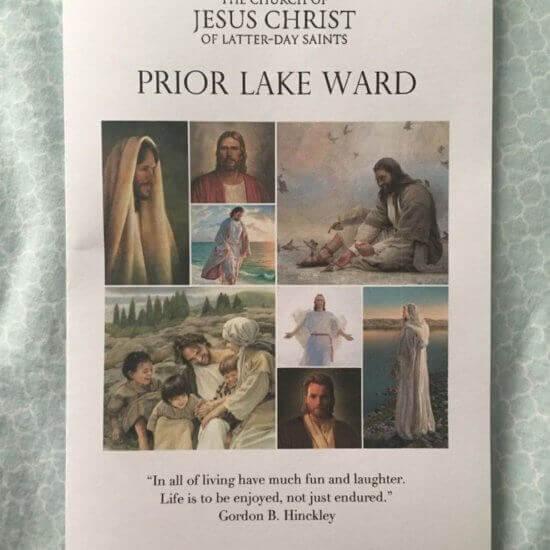 Remember when Obi-Wan was mistaken for Jesus Christ? Mormon