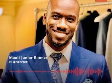 Cn podcast mauli bonner.00 00 02 01.still001 1024x1024 Church News Podcast: Church historian Richard Turley and filmmaker Mauli Junior Bonner on the importance of early Black pioneers