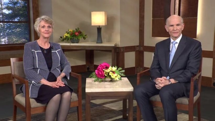Leaders of The Church of Jesus Christ of Latter-day Saints say the Prophet Joseph Smith helped strengthen democracy in the United States in the 19th century.