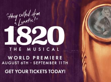 VIDEO: Huge news coverage for 1820 The Musical on KSL 5 TV!
