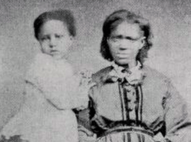 Sit in your discomfort for a minute. In 1848, Betsy Brown Fluellen made the pioneer trek to Utah as an enslaved eleven-year-old child, separated from any family that she may have known. Born into slavery in Virginia around 1837, she passed away in Provo, Utah, over sixty years later while institutionalized at the state hospital. Her life offers opportunity to reflect on the Latter-day Saint pioneer narrative and consider what such a trek might have been like from the vantage point of an enslaved eleven-year-old girl. She too was a Latter-day Saint pioneer.