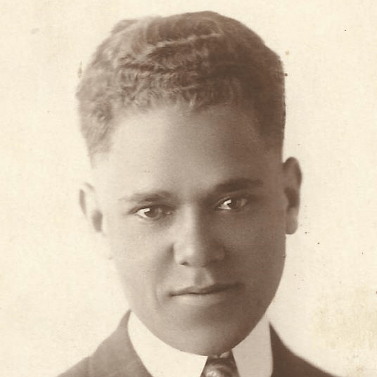 Russell Dewey Ritchie's father was born into slavery and later converted to the Church of Jesus Christ of Latter-day Saints. In 1909, when Russell was 11, his father was denied priesthood ordination and temple admission. Russell was not ordained to the LDS lay priesthood as a teenager but he was as an adult. He became a deacon in 1970, at age 71.