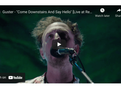 """Guster - """"Come Downstairs And Say Hello"""" [Live at Red Rocks w/ Colorado Symphony Orchestra]"""