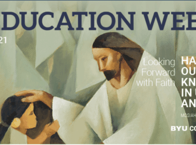 """BYU Education Week: Go back to campus Aug. 16-20, 2021 