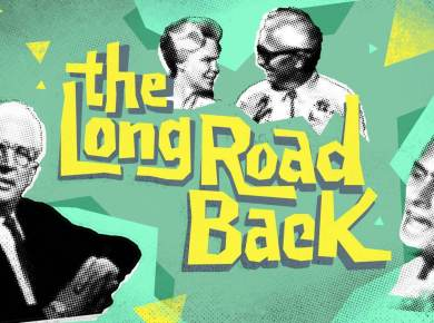 VIDEO: The Long Road Back (1965) The long road back