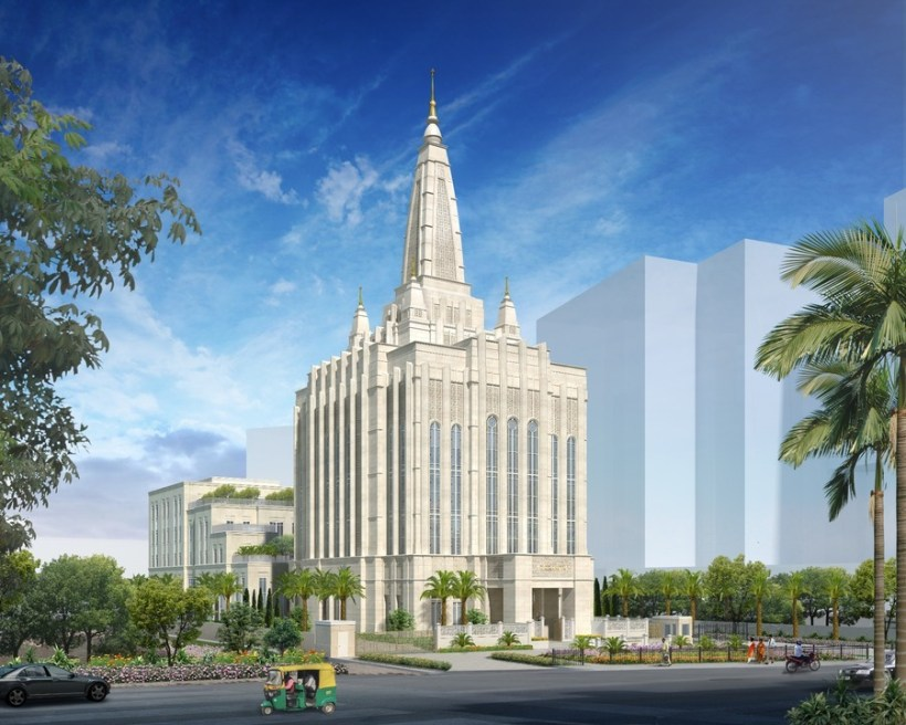 VIDEO: The inspiring backstory of the announcement of the temple in India Bengaluru india temple 7886 main