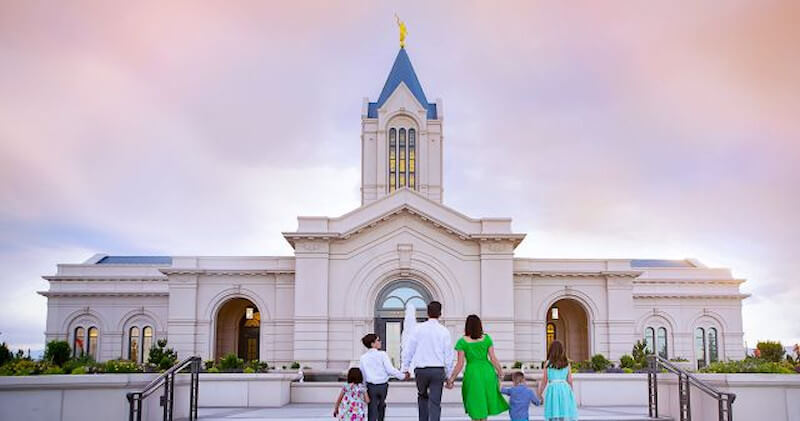 """Join us LIVE for Come, Follow Me Doctrine and Covenants Lesson 32: August 2–8 """"Stand Ye in Holy Places"""" Doctrine and Covenants 85–87 Dc32 fort collins colorado temple family"""