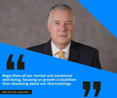 Elder Erich W. Kopischke: 'Addressing Mental Health'