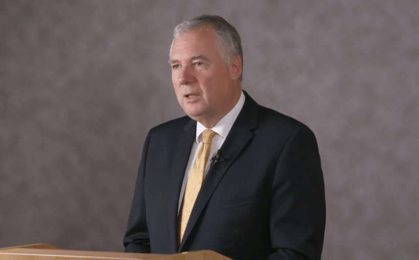 The remarkable personal story this General Authority Seventy told about mental health in general conference By Trent Toone
