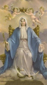 Queen-of-Heaven