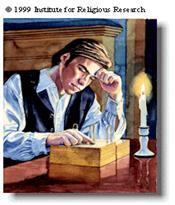 Joseph Smith & planchas de oro 1