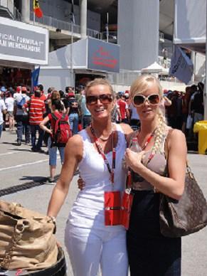 Barcelona og Formel 1 - fed tur!