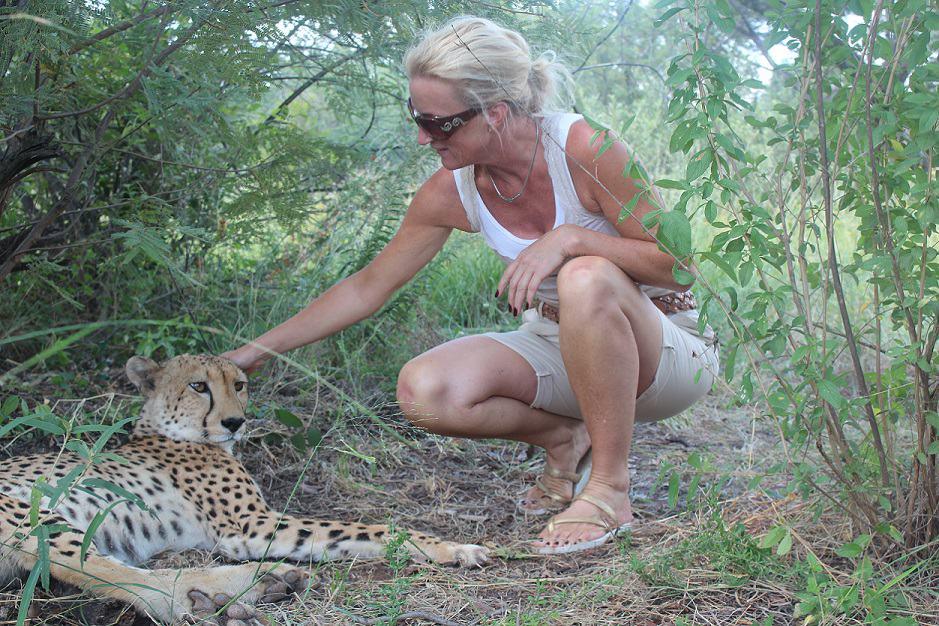Botswana - Mødet med de vilde dyr...