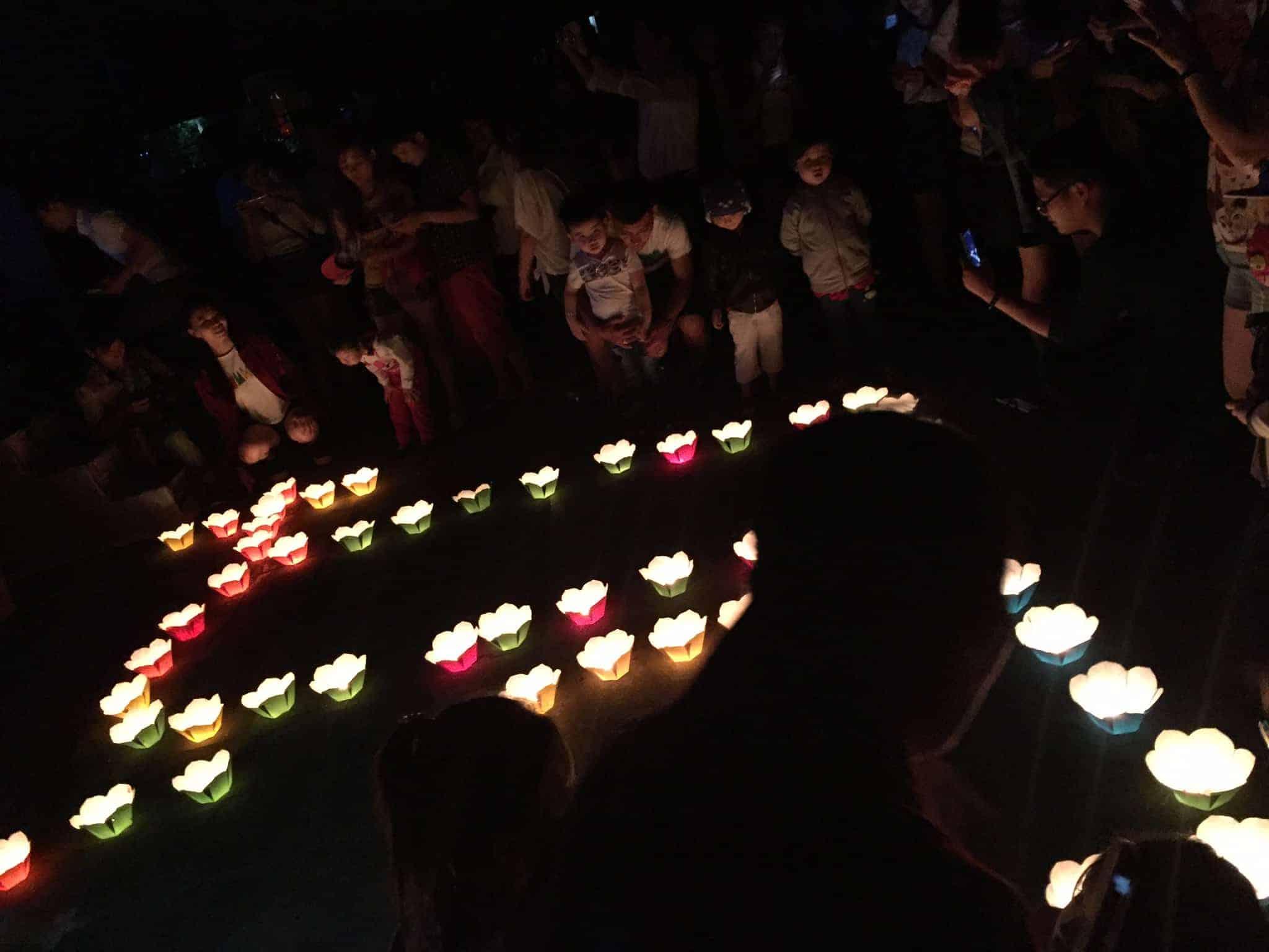 Verden uden lys - også her hos os...
