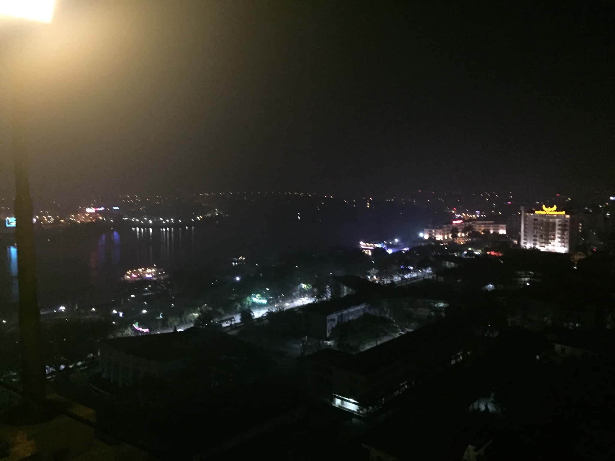 Hue City by Night
