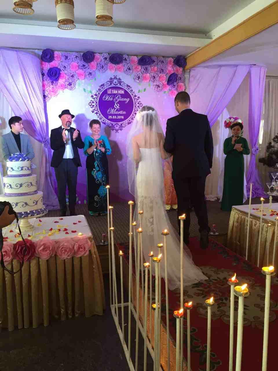Bryllup western style!