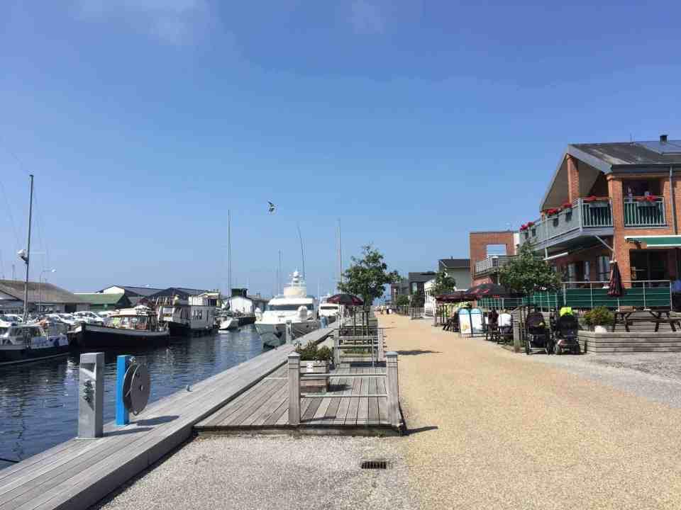Bogense Havn og By - et pragtfuldt sted med tid til livet...