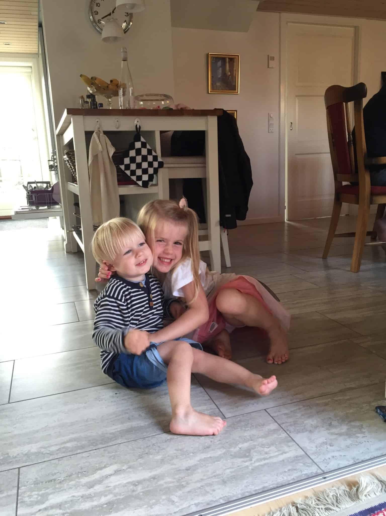 Familietræf på toppen af Danmark
